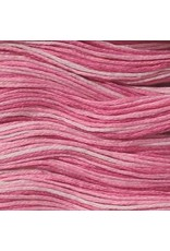 Presencia Embroidery Floss Variegated-9415 Plum Passion