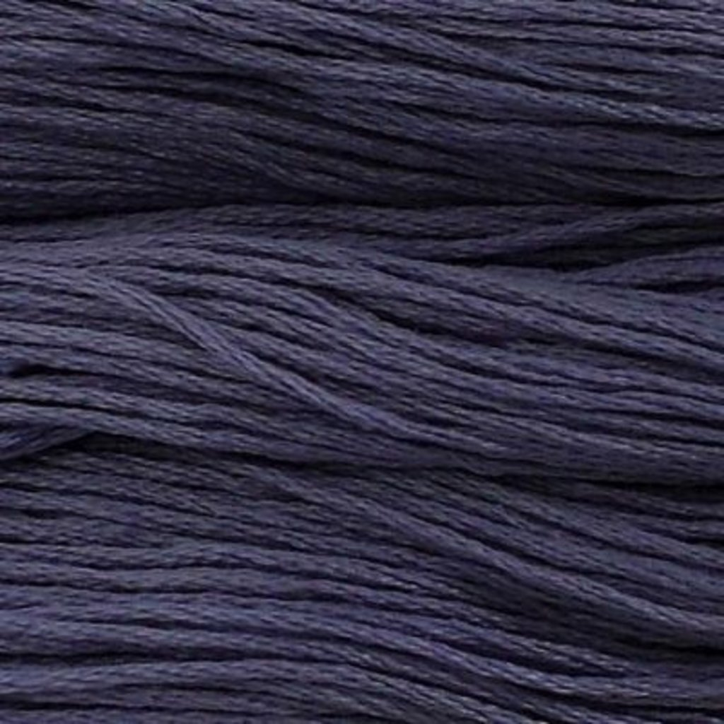 Presencia Embroidery Floss-3060 Dark Blue Violet
