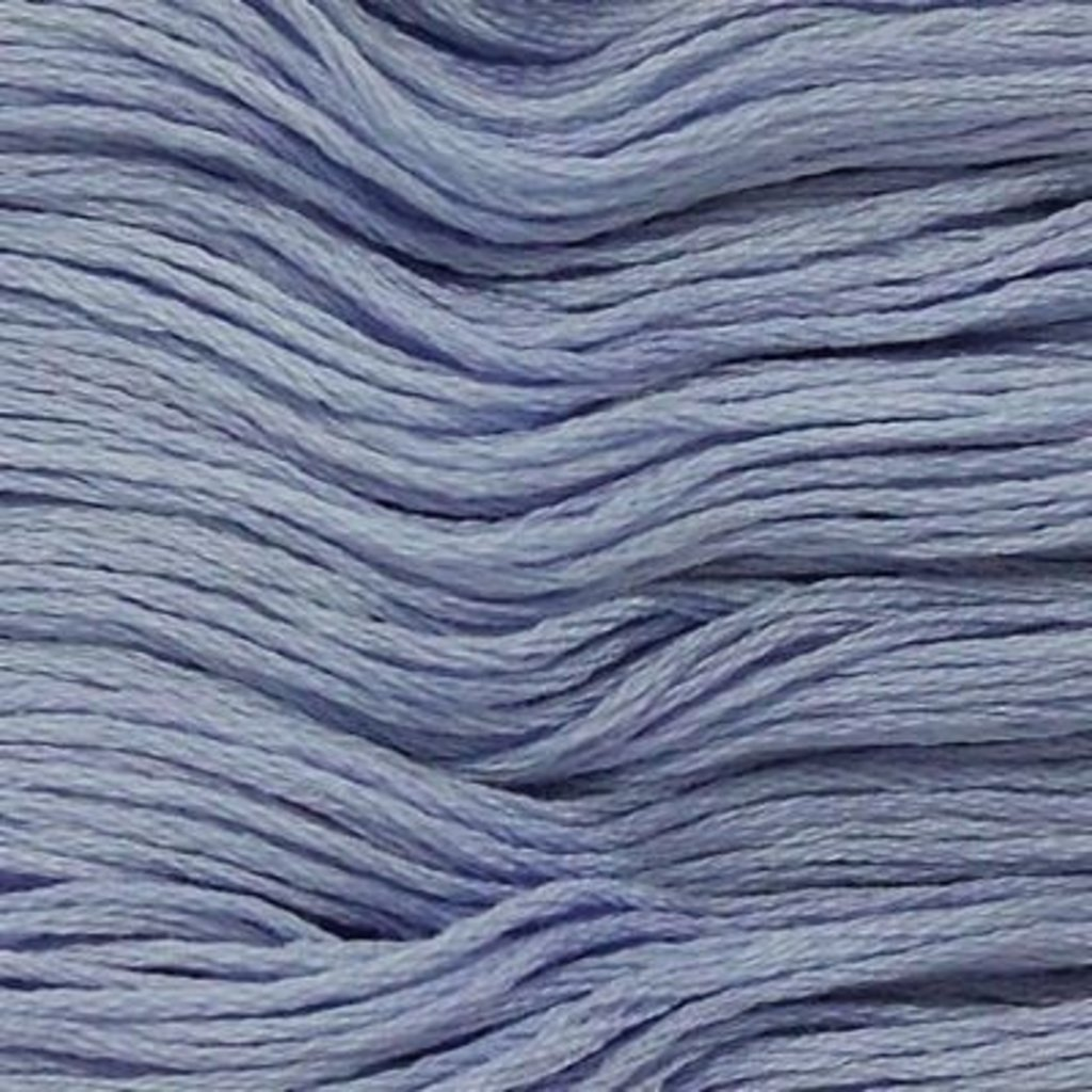 Presencia Embroidery Floss-3387 Cornflower Blue