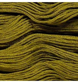 Presencia Embroidery Floss-5400 Dark Olive Green