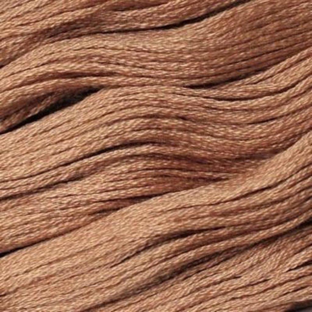 Presencia Embroidery Floss-7944 Dark Desert Sand