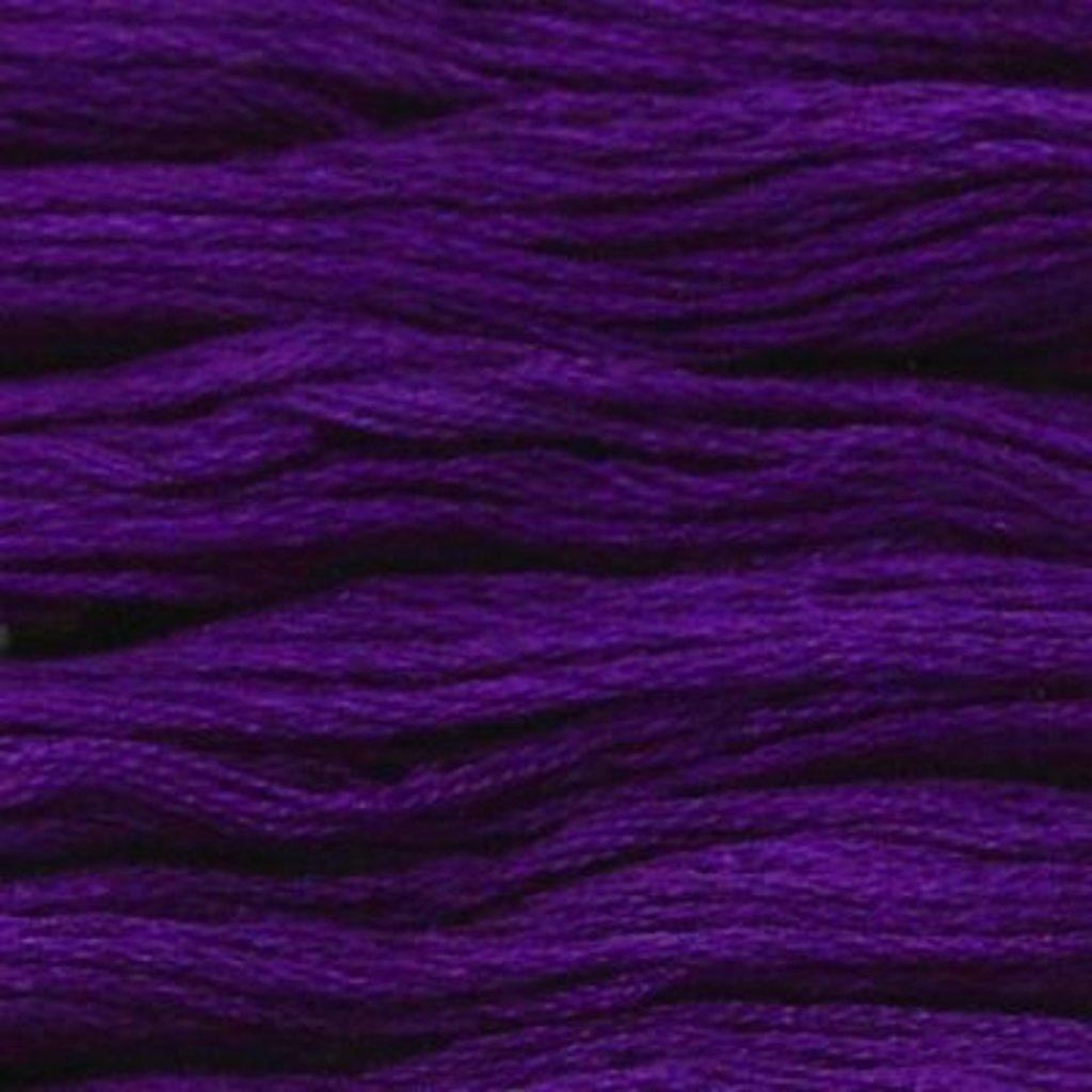 Presencia Embroidery Floss-2720 Very Dark Lavender