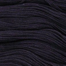 Presencia Embroidery Floss-3327 Very Dark Navy Blue