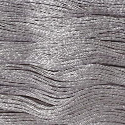 Presencia Embroidery Floss-8688 Pearl Gray