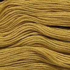Presencia Embroidery Floss-7225 Medium Yellow Beige