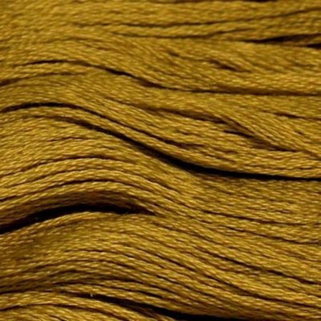 Presencia Embroidery Floss-7057 Medium Golden Olive