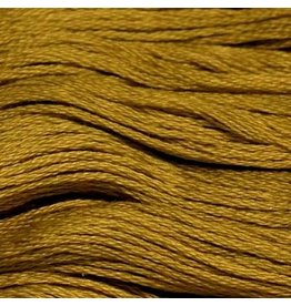 Presencia Embroidery Floss-7057 Medium Golden Olive