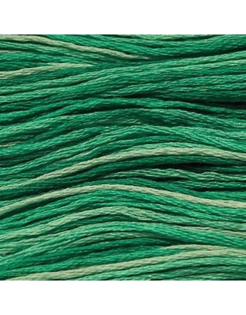 Presencia Embroidery Floss Variegated-9785 Seagreen