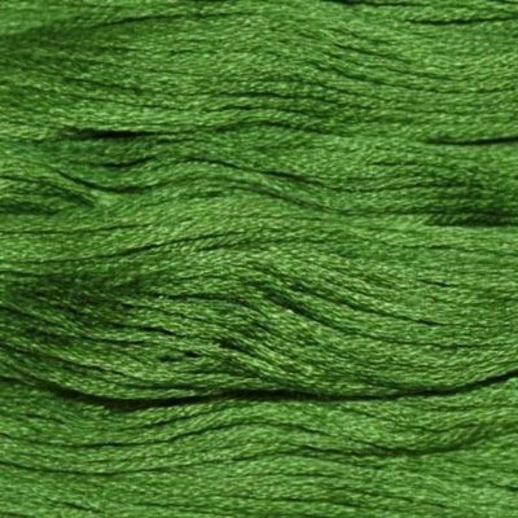 Presencia Embroidery Floss-4741 Dark Parrot Green