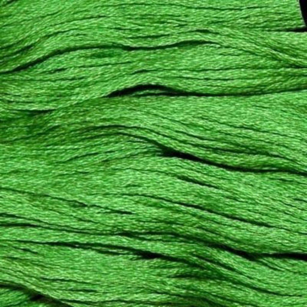 Presencia Embroidery Floss-4646 Bright Green