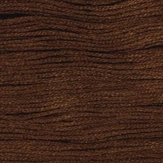 Presencia Embroidery Floss-8080 Coffee Brown