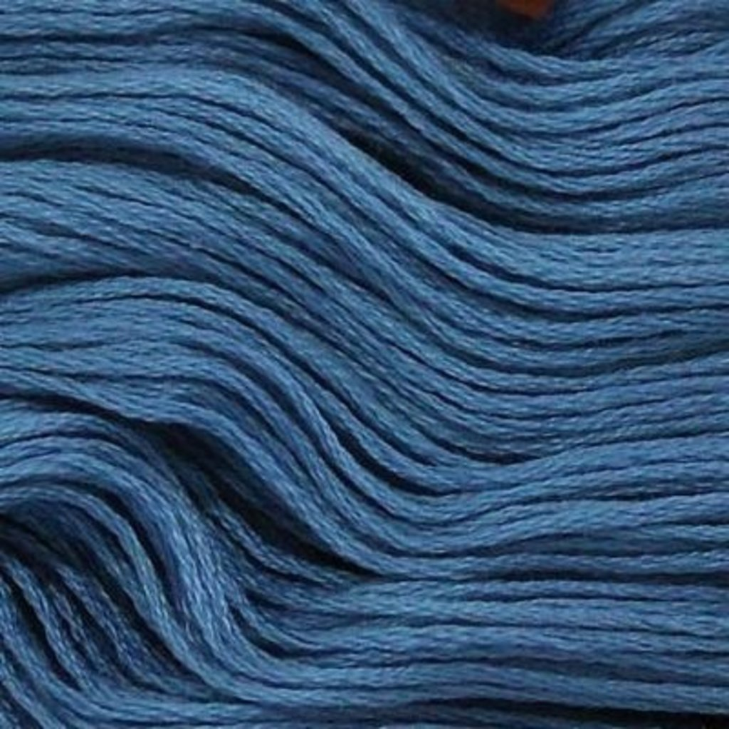 Presencia Embroidery Floss-3494 Dark Wedgewood