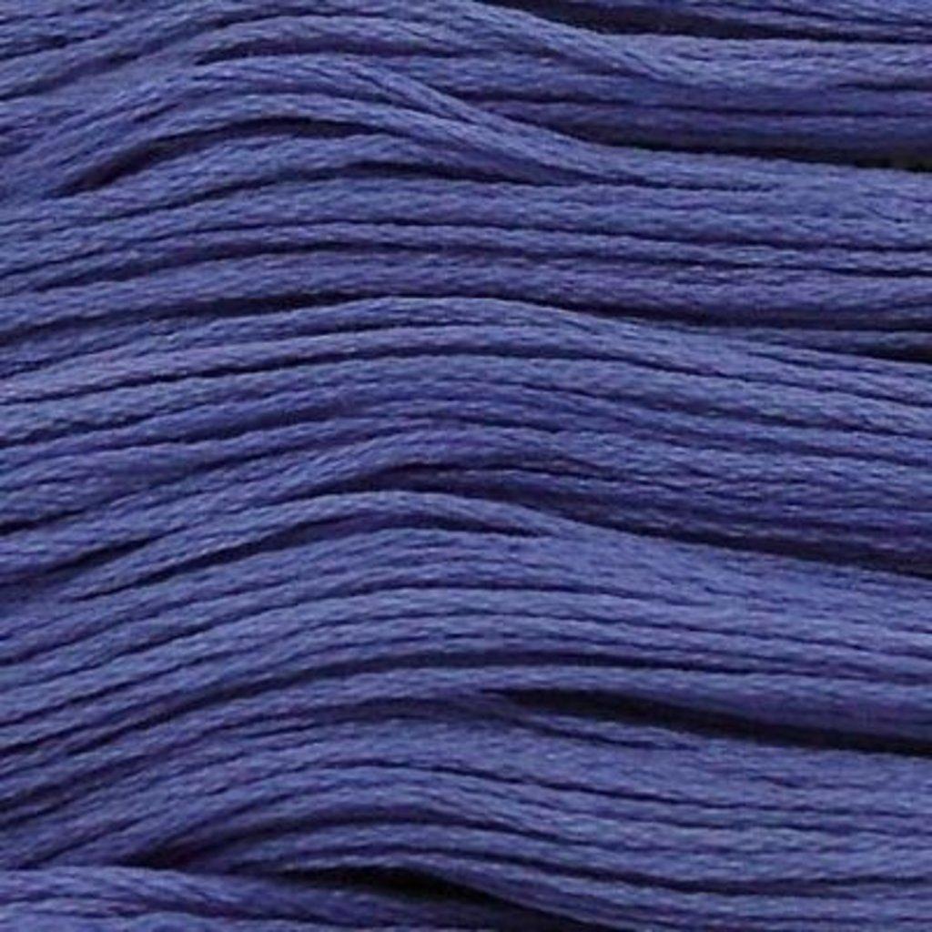 Presencia Embroidery Floss-3400 Dark Delft Blue