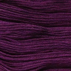 Presencia Embroidery Floss-2635 Dark Violet