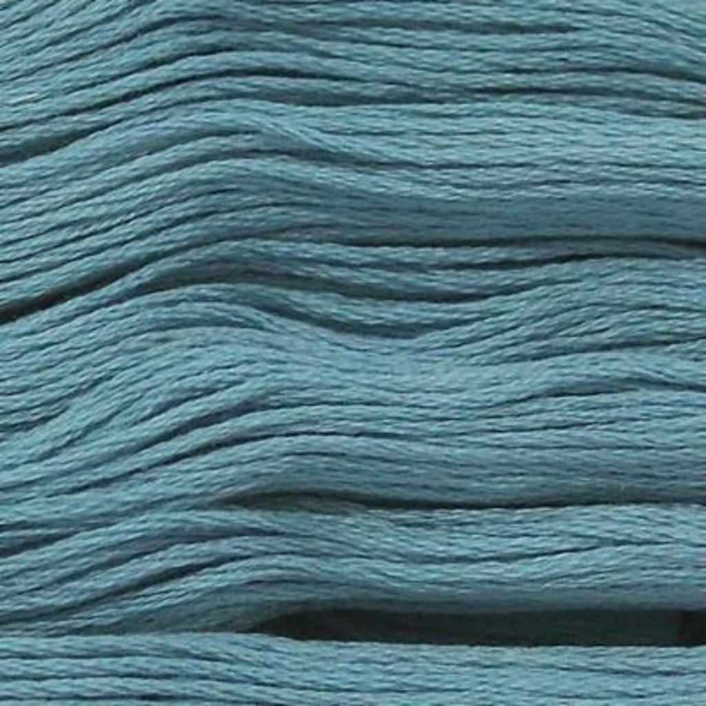 Presencia Embroidery Floss-3560 Peacock Blue