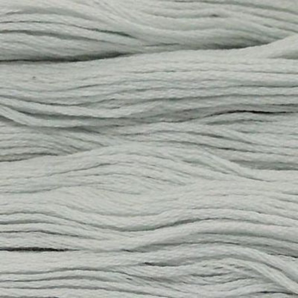 Presencia Embroidery Floss-3468 Pale Bay Blue