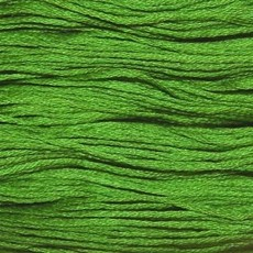 Presencia Embroidery Floss-4643 Kelly Green