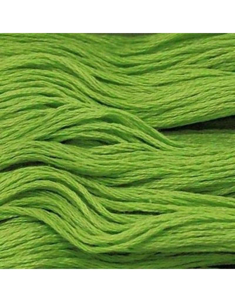 Presencia Embroidery Floss-4636 Chartreuse
