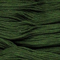 Presencia Embroidery Floss-4485 Hunter Green