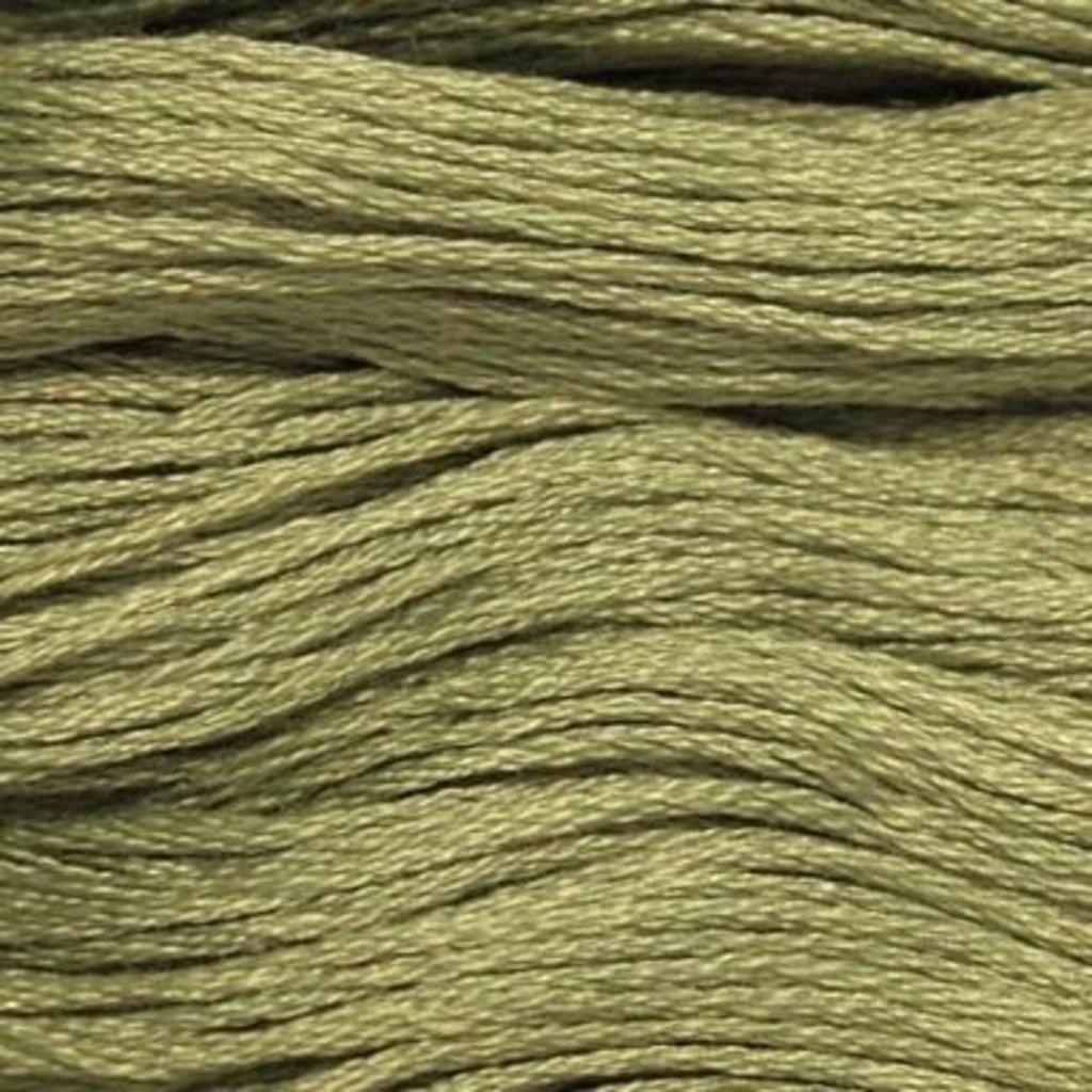 Presencia Embroidery Floss-5061 Dark Green Gray