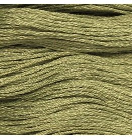 Presencia Embroidery Floss-5061 Dark Green Gray