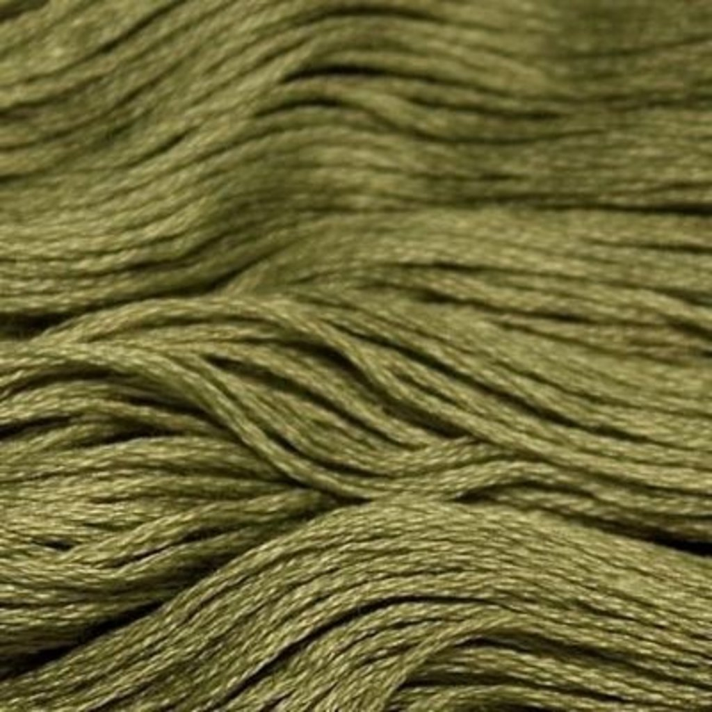 Presencia Embroidery Floss-5140 Light Green Gray