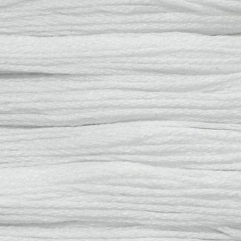 Presencia Embroidery Floss-1000 Soft White