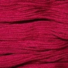 Presencia Embroidery Floss-1667 Very Dark Rose