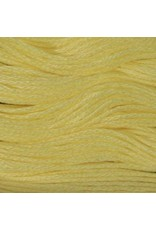 Presencia Embroidery Floss-1214 Light Yellow