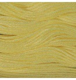Presencia Embroidery Floss-1214 Light Yellow