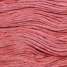 Presencia Embroidery Floss-1981 Light Antique Rose