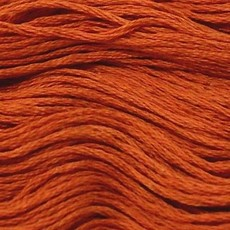 Presencia Embroidery Floss-7580 Red Copper