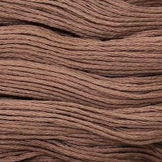 Presencia Embroidery Floss-8026 Dark Taupe