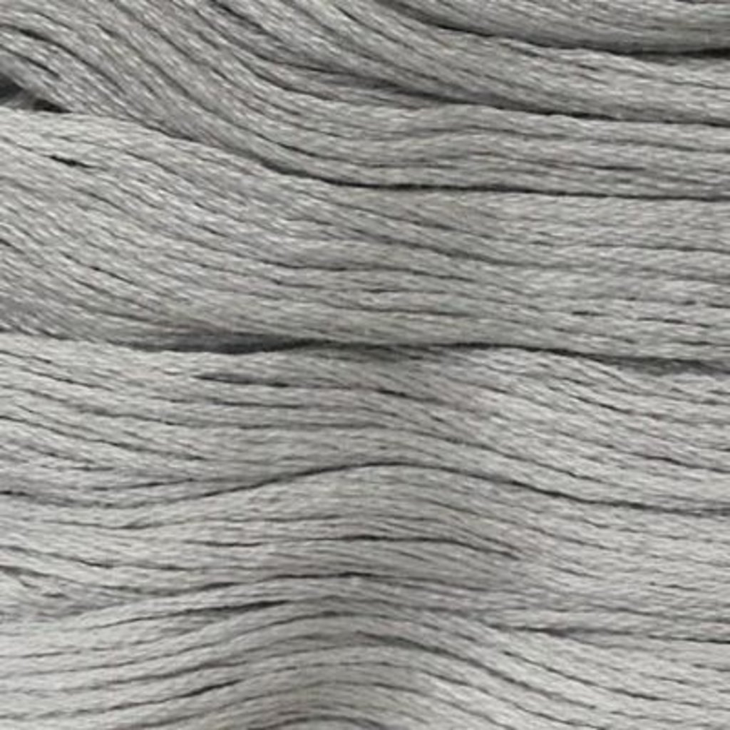Presencia Embroidery Floss-8728 Light Shell Gray