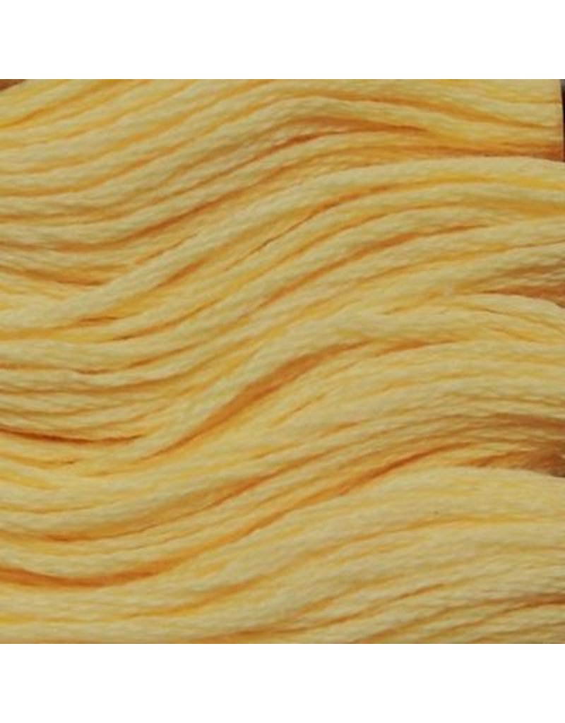 Presencia Embroidery Floss-1137 Pale Yellow