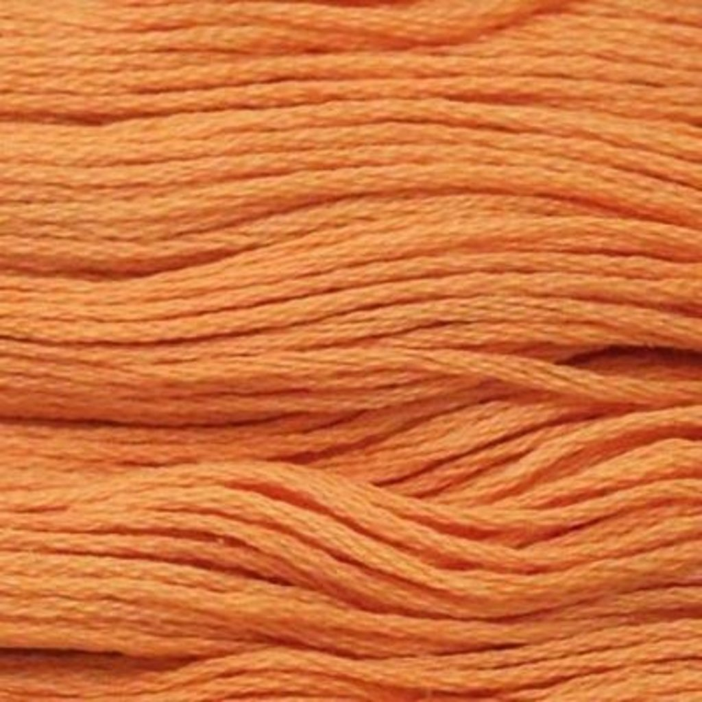 Presencia Embroidery Floss-7636 Light Orange Spice