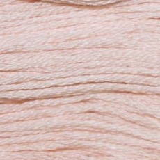 Presencia Embroidery Floss-1969 Very Light Shell Pink