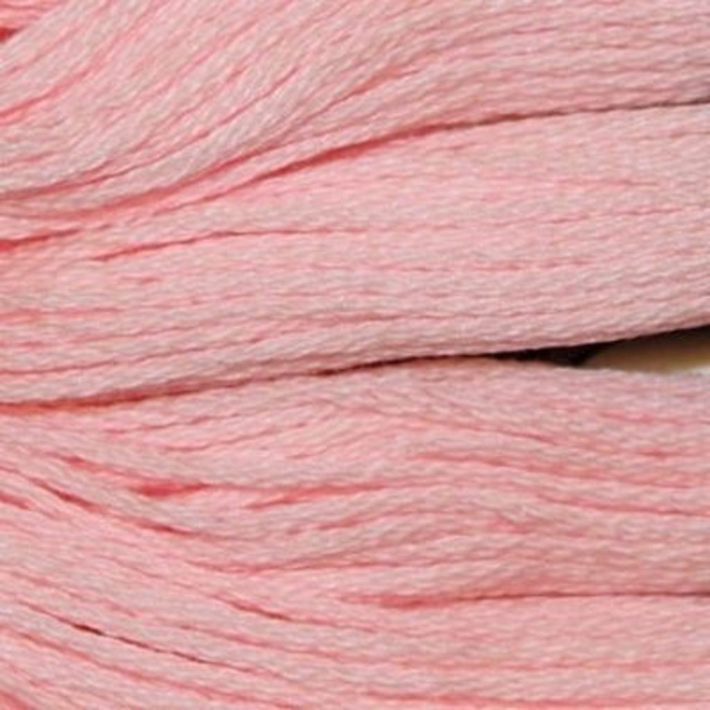 Presencia Embroidery Floss-1724 Light Pale Geranium