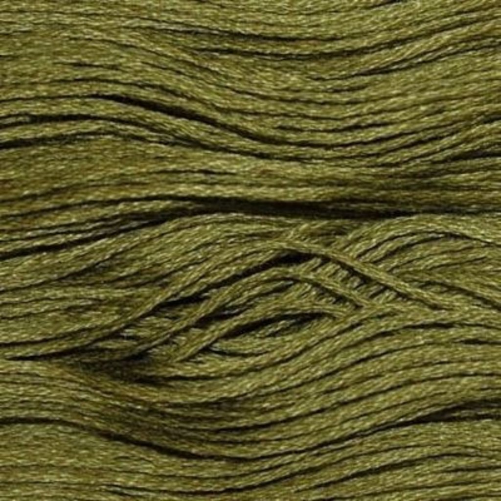 Presencia Embroidery Floss-4823 Military Green