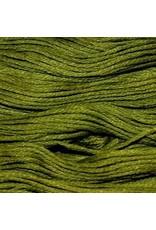 Presencia Embroidery Floss-4817 Dark Moss Green