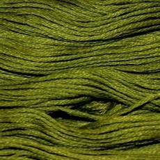 Presencia Embroidery Floss-4817 Dark Moss Green