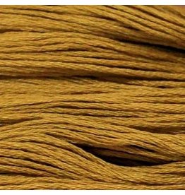 Presencia Embroidery Floss-7155 Dark Old Gold