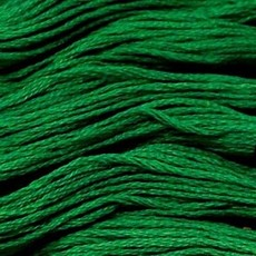 Presencia Embroidery Floss-4368 Dark Emerald Green