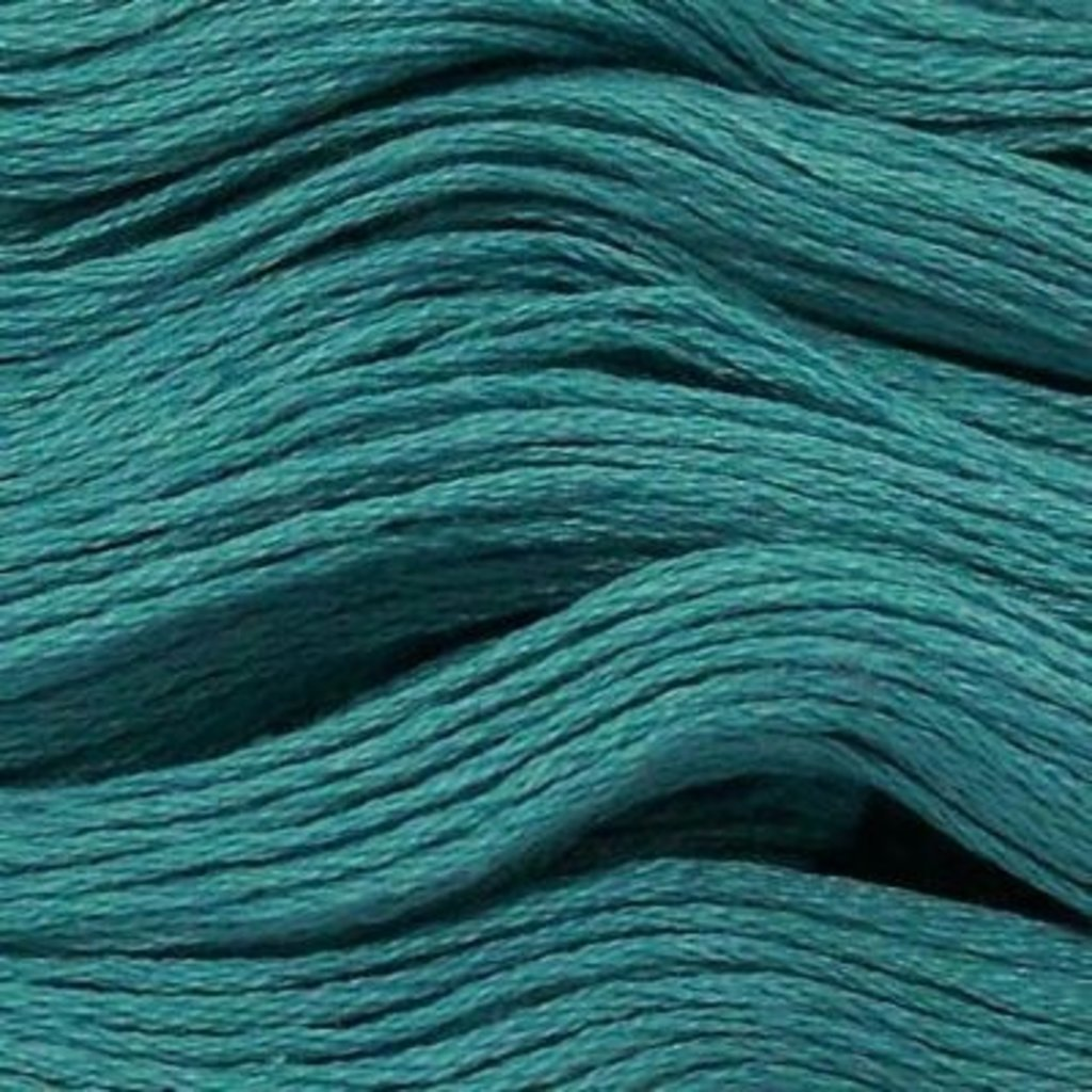 Presencia Embroidery Floss-3664 Dark Turquoise