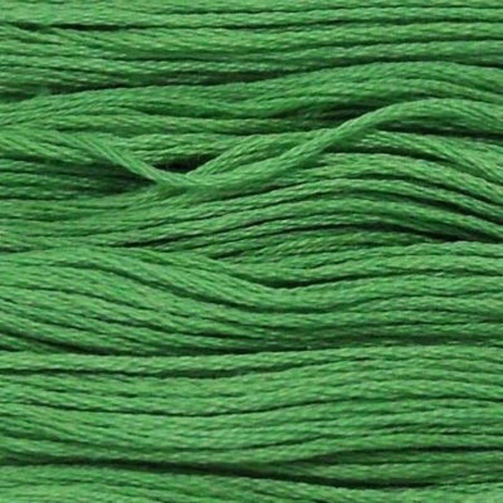 Presencia Embroidery Floss-4350 Very Emerald Green
