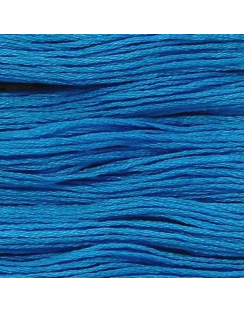 Presencia Embroidery Floss-3822 Dark Electric Blue