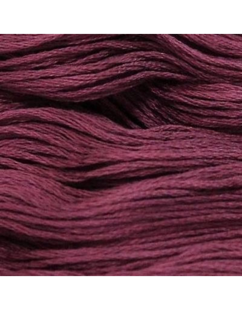 Presencia Embroidery Floss-2589 Dark Grape