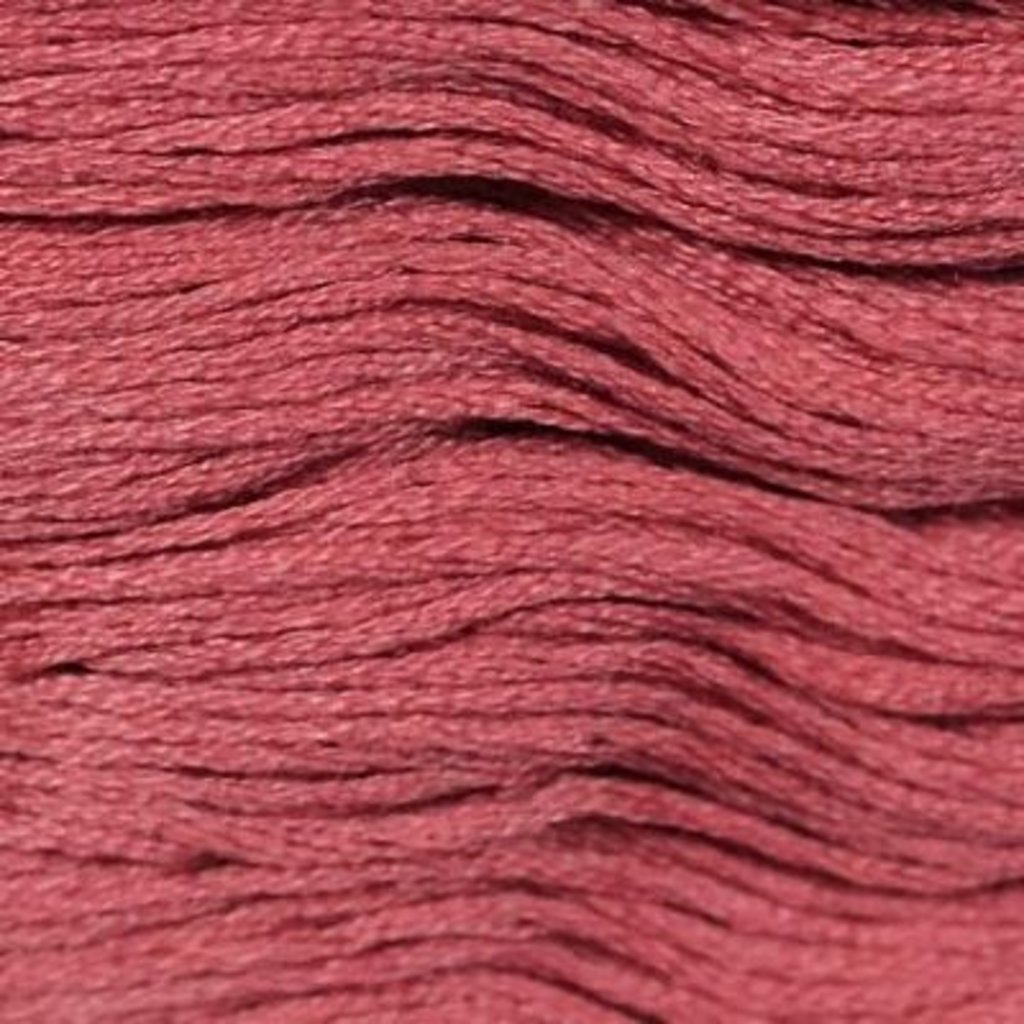 Presencia Embroidery Floss-2240 Dark Mauve
