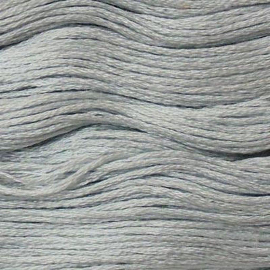 Presencia Embroidery Floss-8683 Very Light Pearl Gray