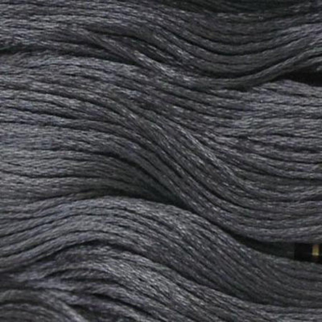 Presencia Embroidery Floss-8705 Steel Gray